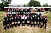 2012 Equestrian Team Pictures